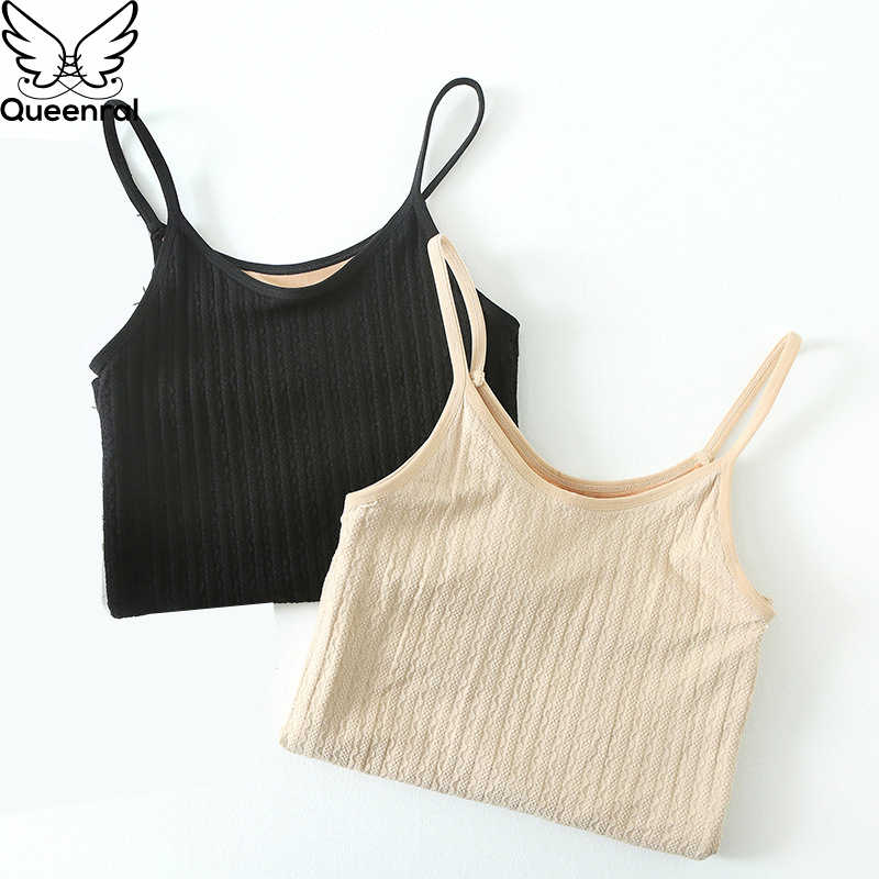 Queenral Women Tank Tops Warm Top Thermal Thick Underwear Ladies Singlet Tops Thermal Clothing Female Corset Thermal Female