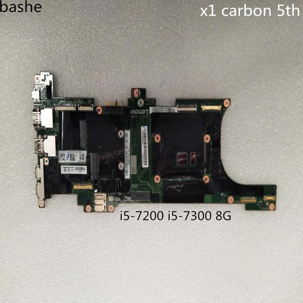 nm b141 for Lenovo Thinkpad X1 Carbon 5th font b laptop b font motherboard i5 7200