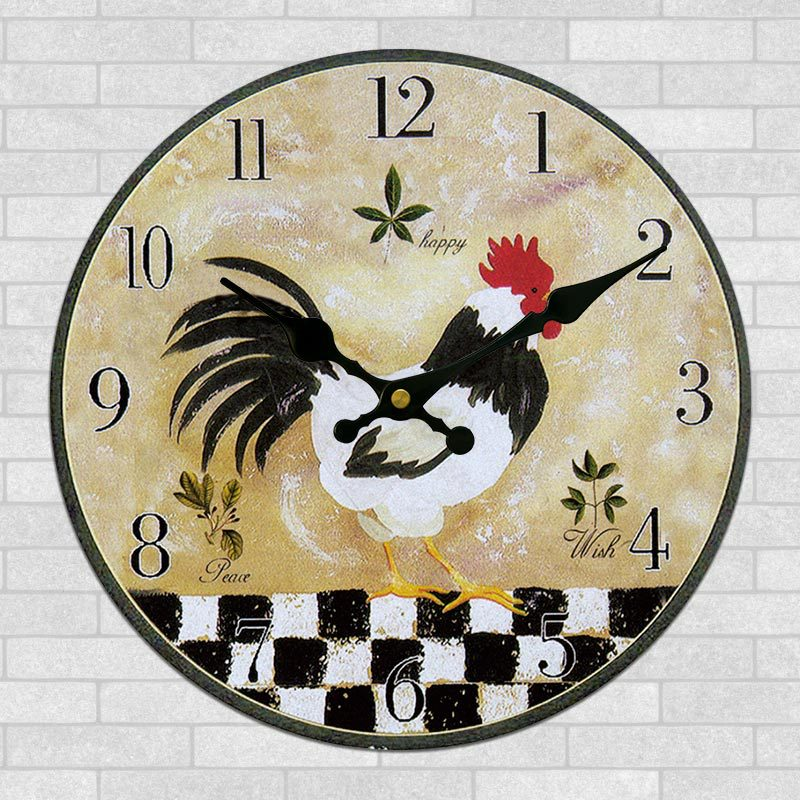 Large Decorative Wall Clocks Modern Design Silent Living Room Wall Clock  Wall Watches Home Decor Orologio Parete In Wall Clocks From Home U0026 Garden  On ...
