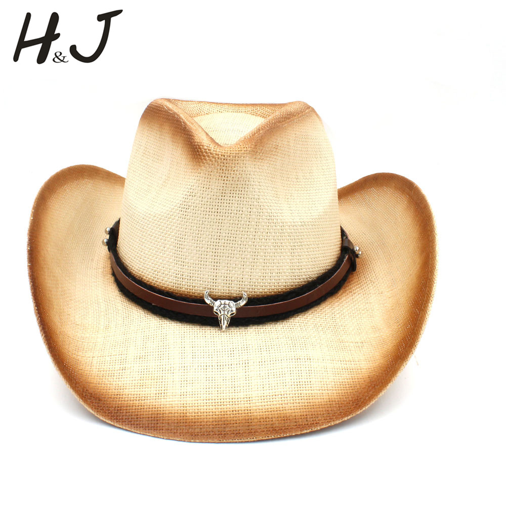 1e5f2ccd8bd36 Buy womens straw cowgirl hats and get free shipping on AliExpress.com