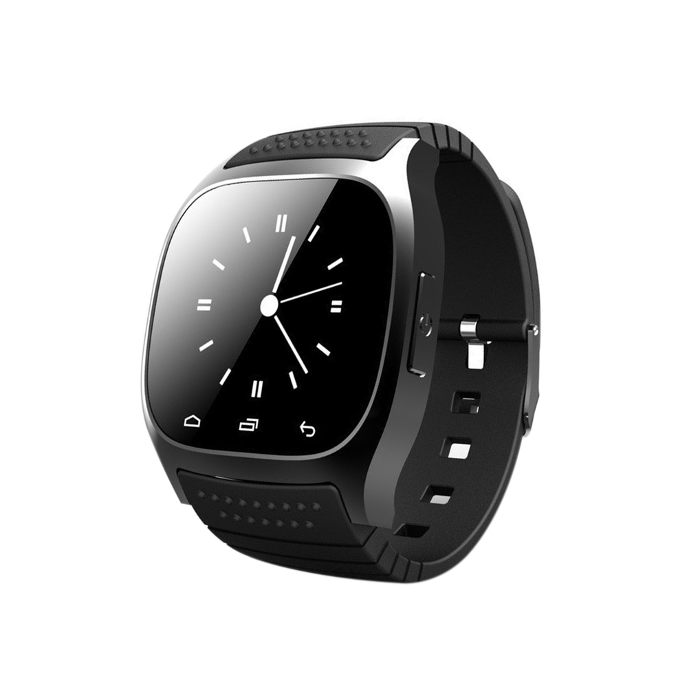2016 New Arrival M26 Bluetooth font b Smartwatch b font Smart Watch for iPhone and Android