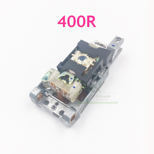 For Playstation 2 Fat 1W 3W 5W Model original used KHS 400R KHS 400R Laser Len Driver Optical replacement for PS2 400R Laser len