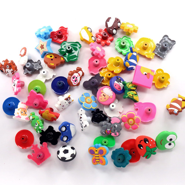 Online Shop Lovely Soft Rubber Cartoon Kids Room Decors Drawer ...