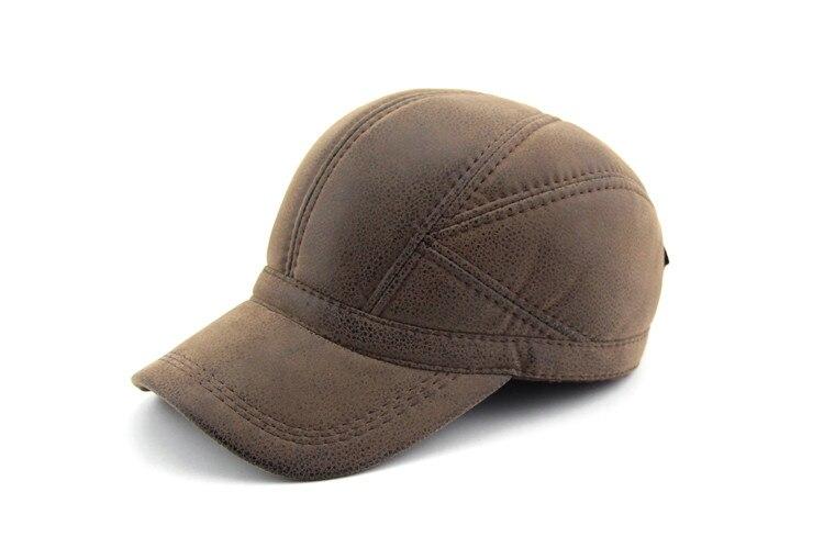 BFDADI Falso de Alta qualidade chapéu De Couro genuíno chapéu do ... 124bad5f792