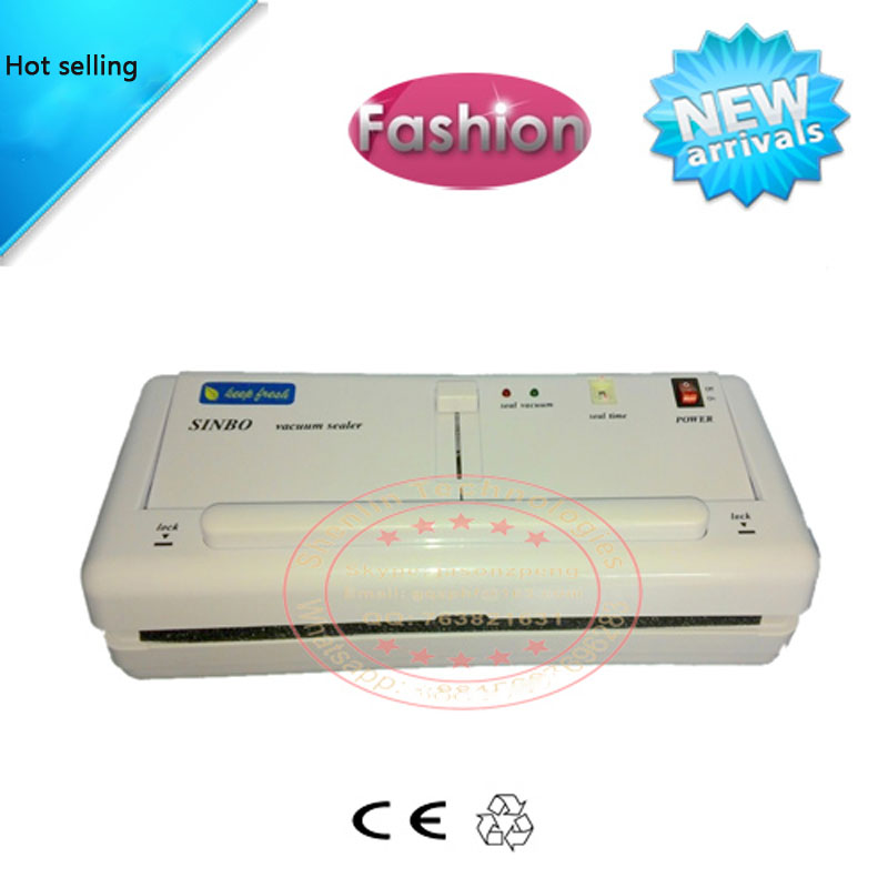 ФОТО 4pcs  DZ280 Vacuum sealer, food vacuum sealing machine, plastic bags sealing machine, aluminum bags vacuum packer
