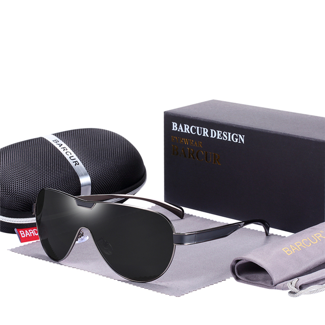 BARCUR Polarized Driving Sunglasses