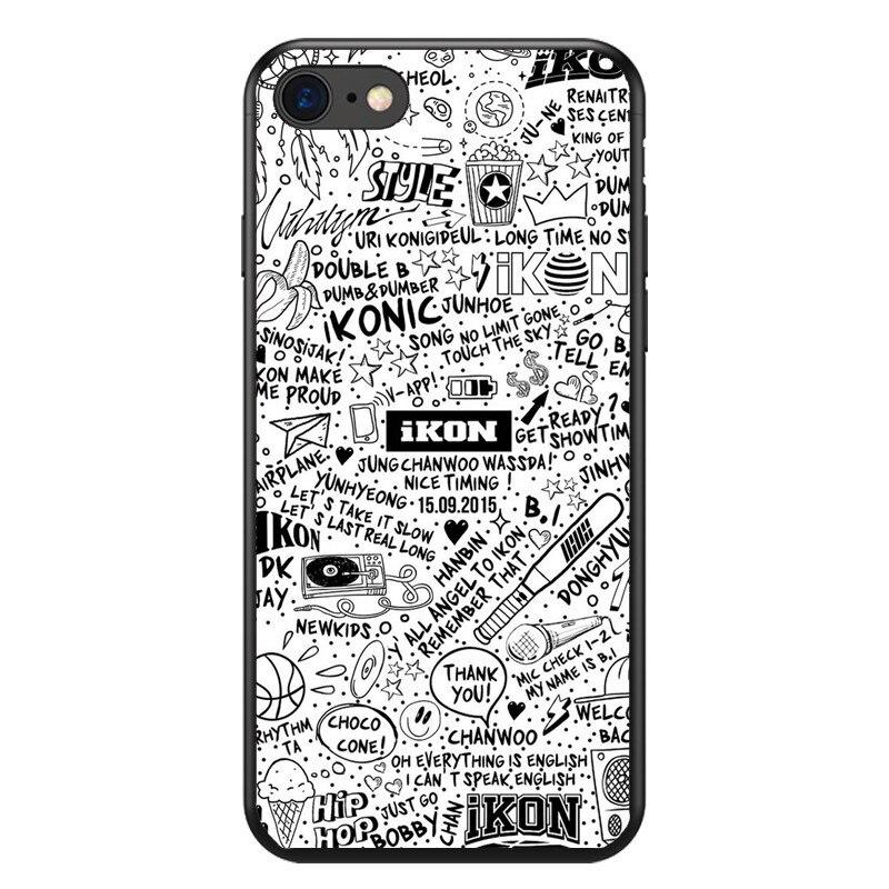 iKON TPU iPhone Case