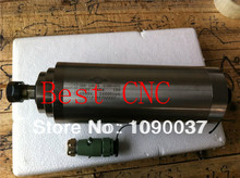High quality ER-20 100mm 4.0kw cnc spindle motor 4kw CNC Spindle motor,spindle for