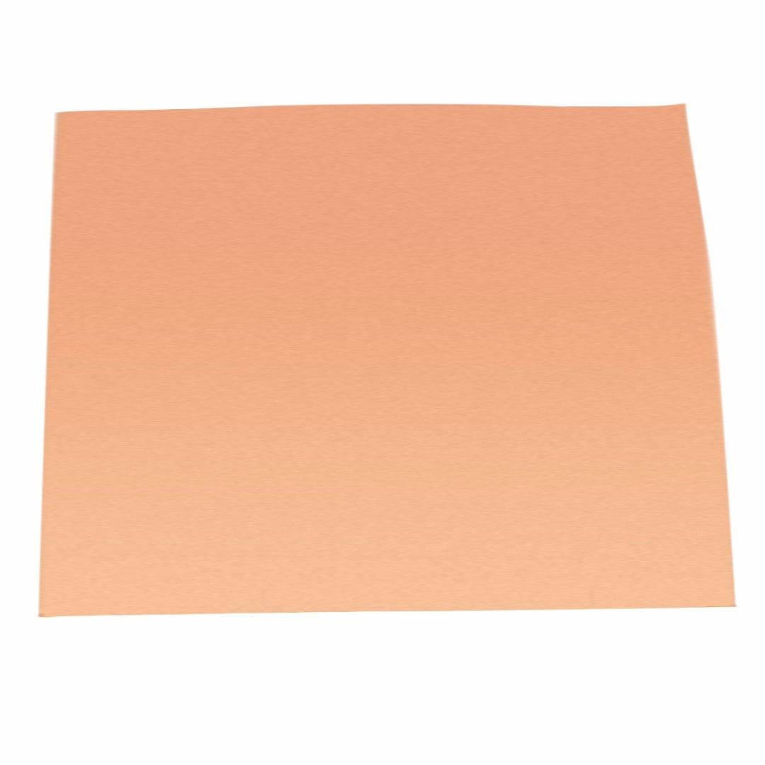 1pc 0.5mm×200mm x 1000mm 99.9/% Pure Copper Cu Metal Sheet Foil Freeship