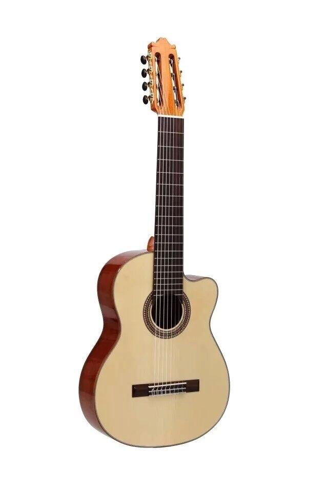 8 String Custom Classical Guitar