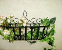 Ogród Dekoracji Doniczka Sztuczny Kwiat Roślin Garnki Deskowania Akcesoria