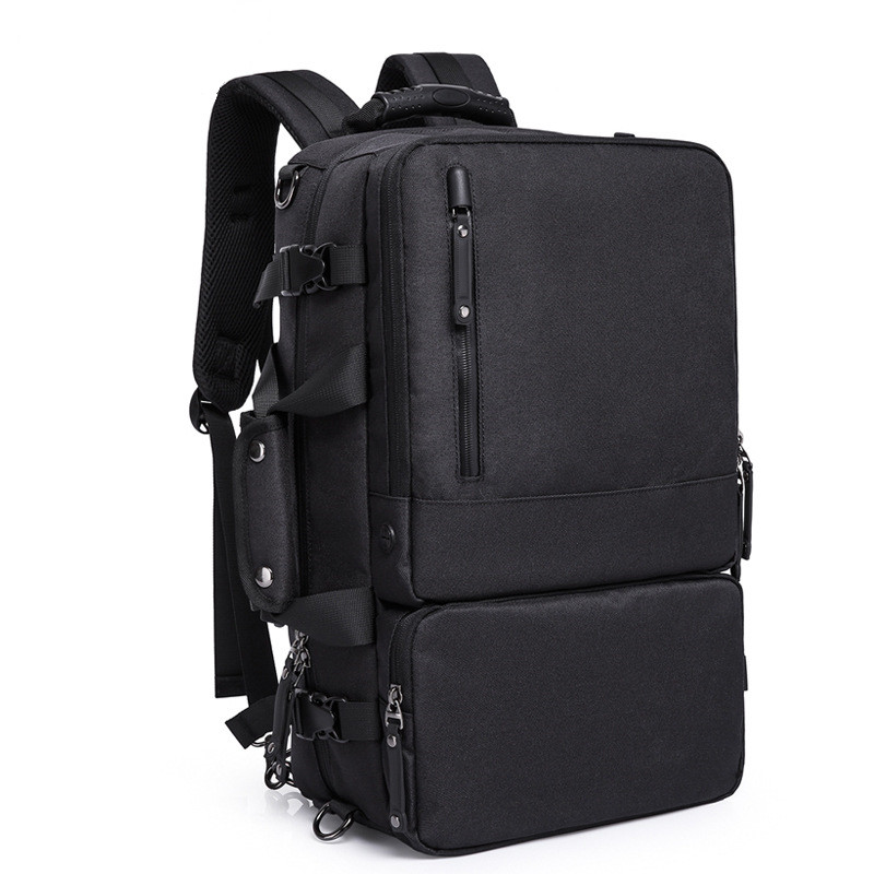 Business Backpack For Men 17 inches Laptop Travel Bag Luggage New High Capacity Anti thief Design Huge Large Capacity 2019|Backpacks| - AliExpress