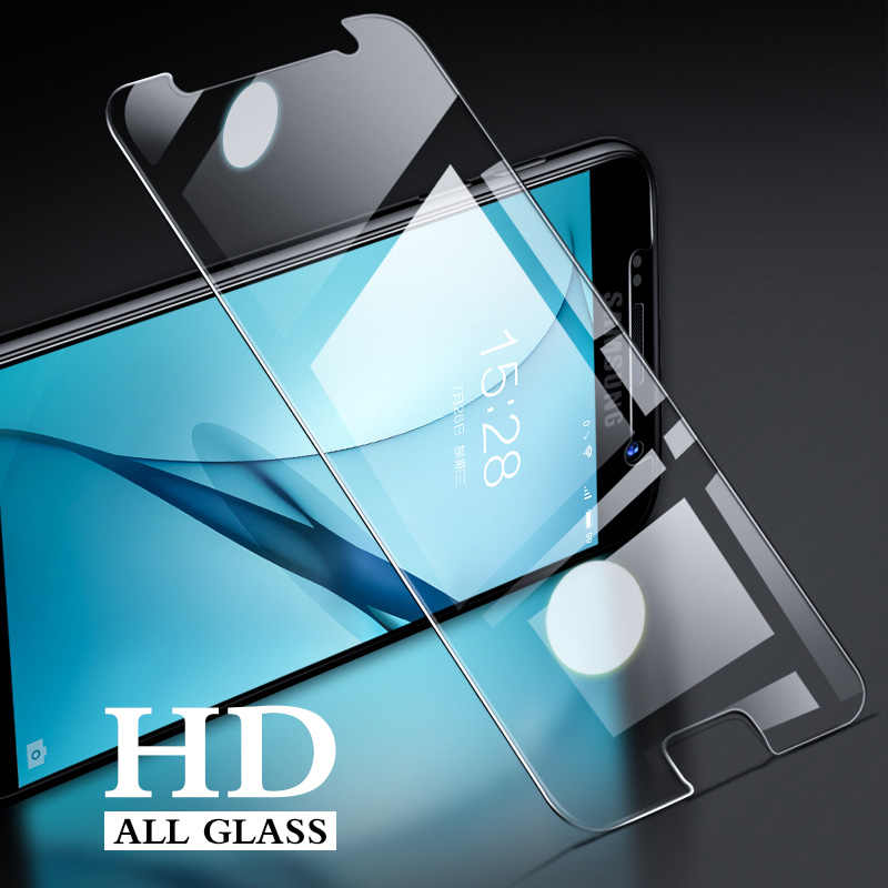 9H واقية الزجاج المقسى لسامسونج غالاكسي A3 2016 نوت 5 A5 2017 A7 واقي للشاشة لسامسونج A5 A3 A7 نوت 3 نوت 4 فيلم