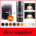 TOPPIK 27.5g+refill bag100g Thickening Keratin Hair Instant Keratin Hair Fibers Building Spray Refill Hair Powder