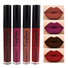купить 8 Colors Sexy Fashion Liquid Lipstick 24 Hours Long Lasting Makeup Matte Lip Gloss Red Purple Velvet Pigment Lip Gloss Beauty дешево