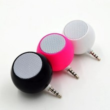 Portable speaker - mobile phone speaker, mobile phone charging external speaker sound. LF01-006(China)