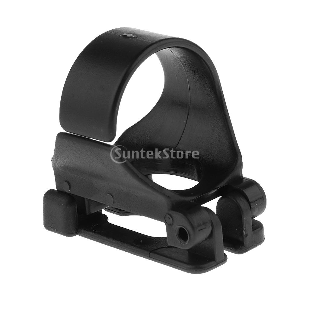 Universal Plastic Clip Snorkel Keeper Retainer Replacement For Attaching Mask Strap Scuba Diving Snorkeling Equipment