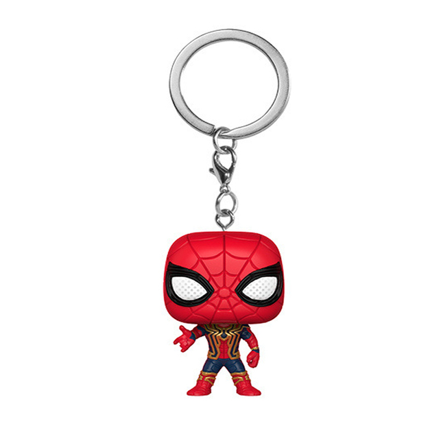 Keychain Avengers 3 Infinity War Action Figures