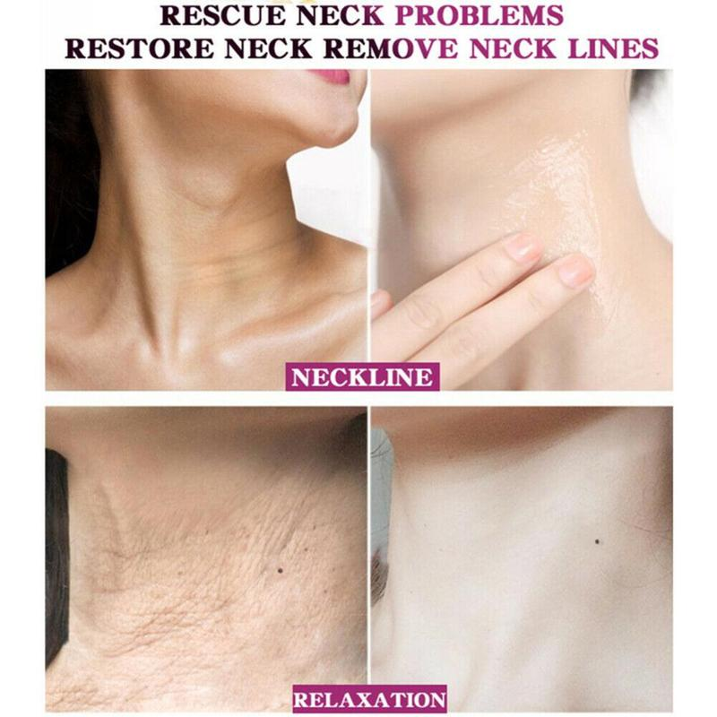 Rtopr Neck Firming Cream Anti-wrinkle Firming Skin Whitening Moisturizing Neck Serum Beauty Reduce Double Chin Neck Care 3