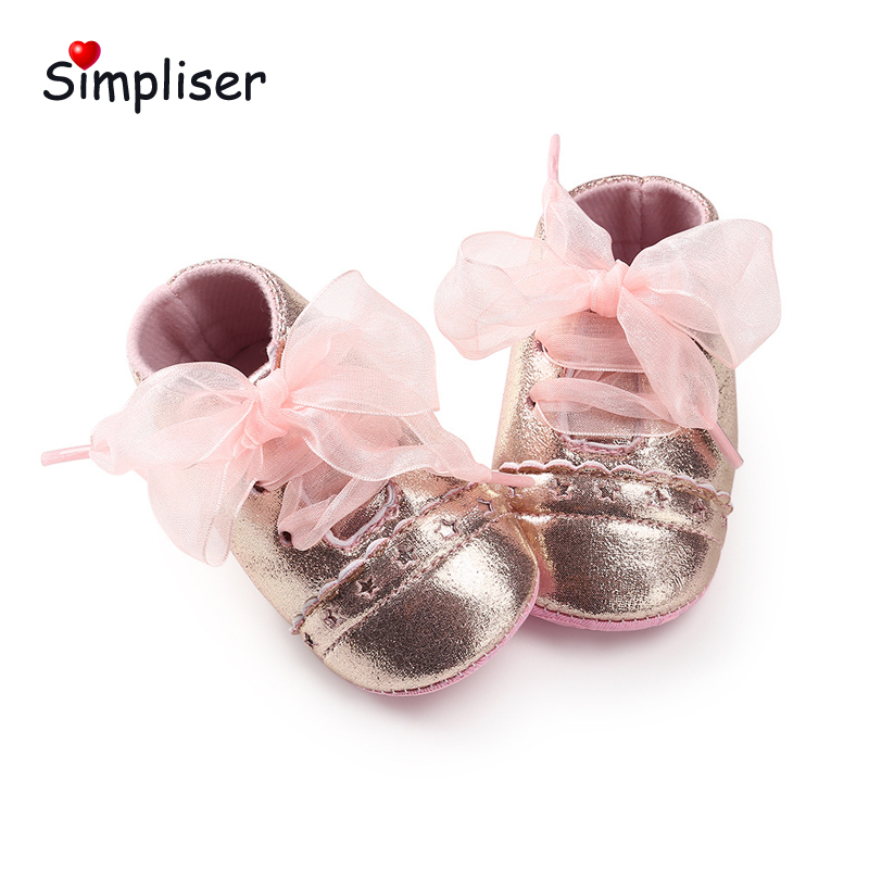 Soft Sole Baby Girls Boys Sneakers Newborn Baby First Walkers 0-18 Moths Toddler Shoes Anti-slip Walking Shoes Black Pink Shoes