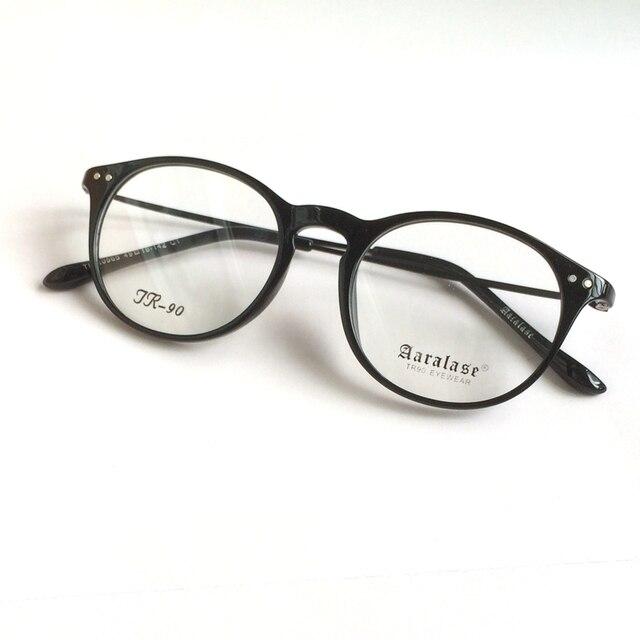 defd09fac23 TR90 round frames Ultra-light Prescription Eyeglasses Lennon Vintage full  Frame woman optical eyeglasses small