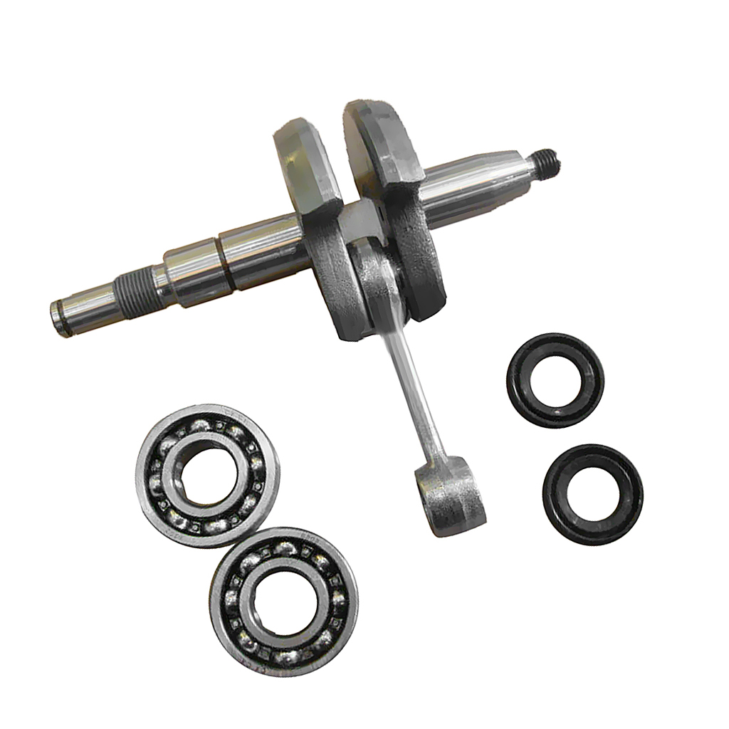 Crankshaft Bearing with Oil Seal Kit For STIHL 023 230 MS 025 250 Chainsaw torktop 42 5mm cylinder piston kits and crankshaft fits for stil 025 023 250 230 chainsaw