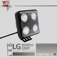 Hot Brand LYC 12v Led Tractor Work Light Offroad Led Car Headlight Led Work Light Power