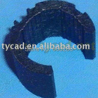 C2858-40016 Carriage bushing - Supports front of carriage on slider rod for HP DesignJet 650C/700/750C original used