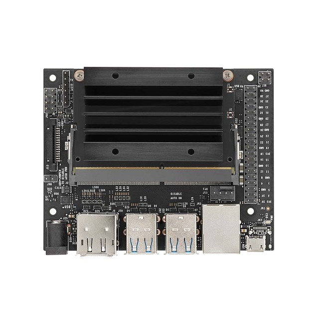US $179 99 |NVIDIA Jetson Nano Developer Kit for Artiticial Intelligence  Deep Learning AI Computing,Support PyTorch, TensorFlow and Caffe-in Demo