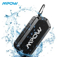 Mpow R3 Bluetooth Speaker Portable Outdoor Waterproof Speaker HiFi Stereo Sound Wireless Speakers With Microphone For iPhone
