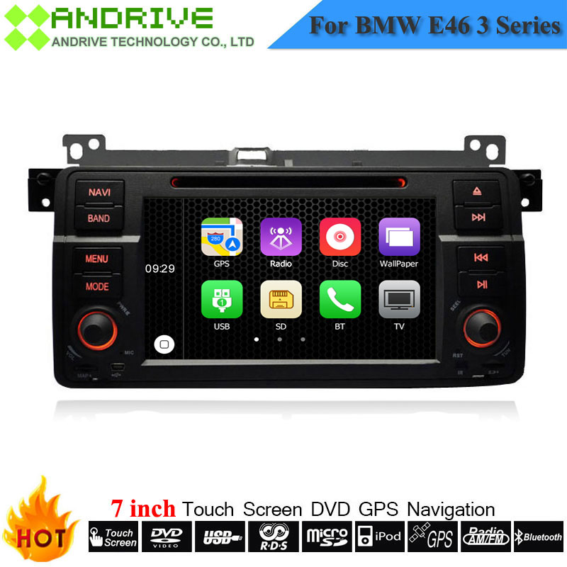 car dvd multimedia player for bmw e46 m3 316i 318i 320i. Black Bedroom Furniture Sets. Home Design Ideas