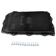 Авто масляный фильтр для сковороды 24118612901 24117624192 для BMW F07 F10 F11 F12 F13 F20 F21 F25 F30 F31 F32 F34 E84 F25 E70 F36