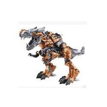 цена на Classic Toys Voyager Class Scorn Dinobot Movie 4 Action Figure PVC Collection model Boys Birthday Gift