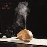 GX Diffuser Cashew Nut Shape Mini Aroma Diffuser Essential Oils For Aromatherapy Diffusers