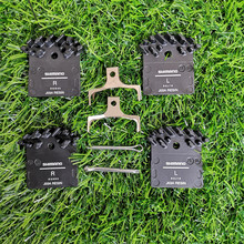Shimano Brake Pads mtb J02a J03a Deore Xt Slx Cooling Fin Ice Tech Pad Mtb M785 M675 M7000 M8000M9000M6000