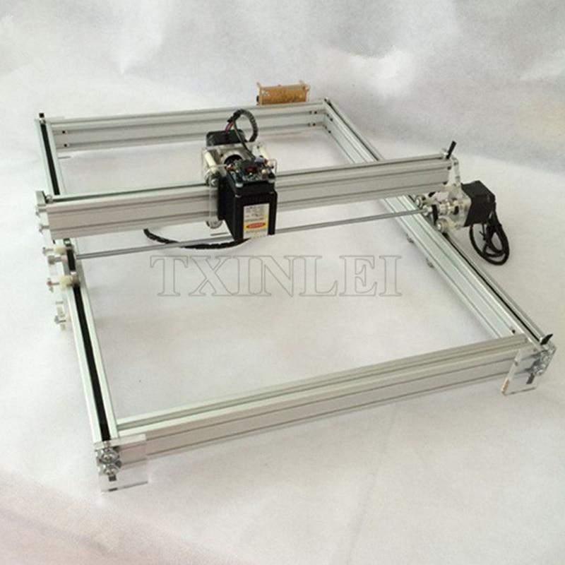 40X50cm Laser Engraving Machine 2500mW DIY Laser Engraver IC Marking Printer Carving