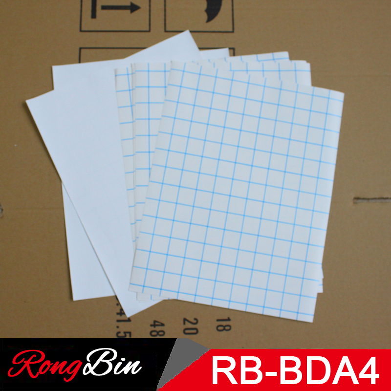 100 Sheets Sublimation Machine Dark Thansfer Paper A4 T shirt Inkjet Dark Cotton Fabric Transfer Paper