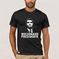 Футболка Bolsonaro 2019 para presidencia do Brasil
