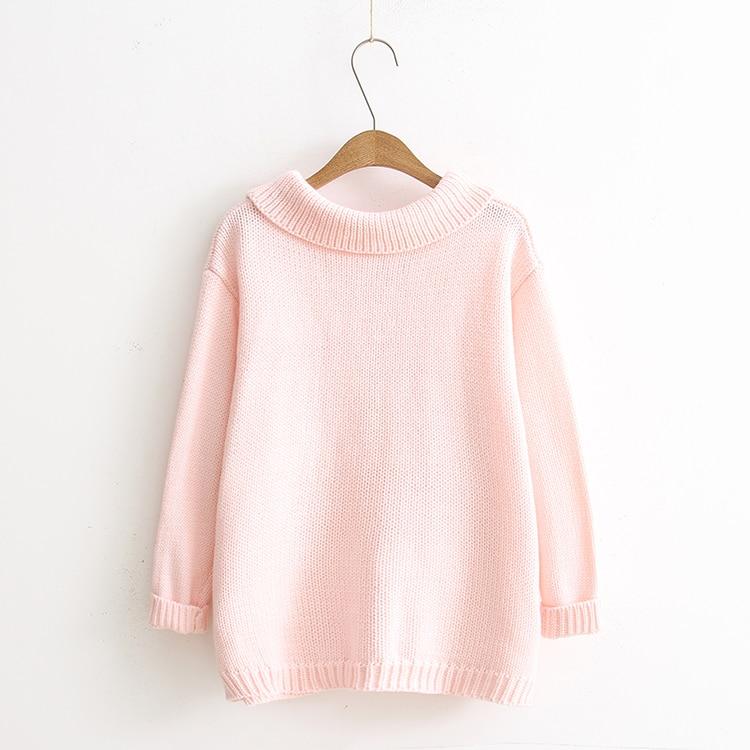15394183b 2017 New Baby Pink Cardigans Standard Women s Sweaters Strawberry ...