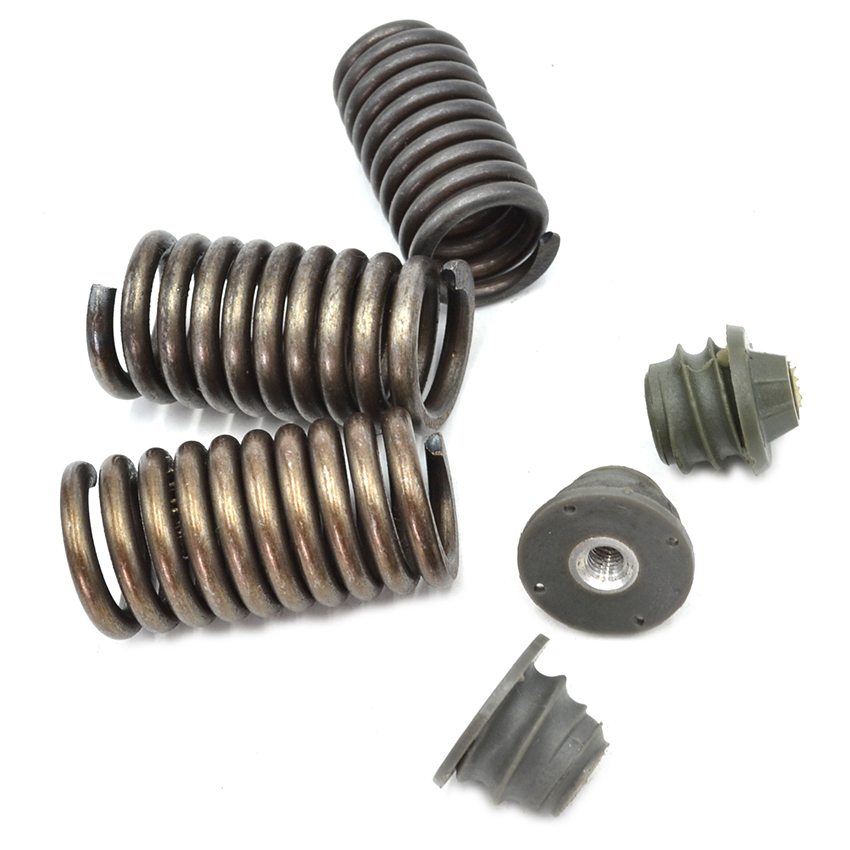 цены AV Buffer Spring Cap Set Kit For Husqvarna 362 365 371 371XP 372 372X Chainsaw 503 63 75-02 / 503 89 56-01