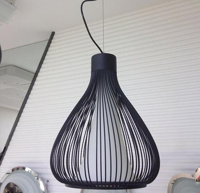Luces Jaula Colgante Lámparas de Diseño Industrial País de América ...