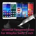 Premium 9 H 2.5D 0.3mm Universal Protector de Pantalla de Cristal Templado de Cine Para Wileyfox Swift/5 pulgadas Teléfonos Móviles cubierta