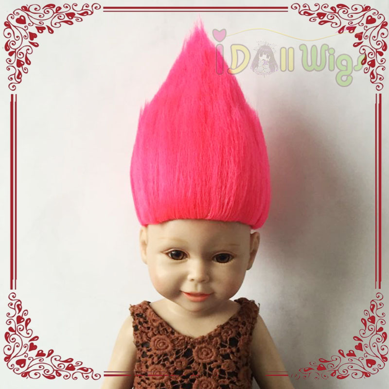 Aliexpress Com Buy Elf Troll Shair Synthetic Red Dam