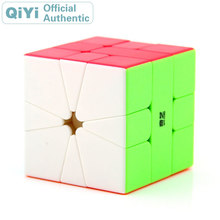 QiYi QiFa SQ-1 Magic Cube SQ1 Square 1 Cubo Magico Professional Speed Neo Puzzle Kostka Antistress Fidget Toys For Children