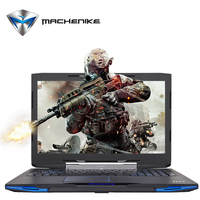 Machenike F117 F1k Intel Core I7 7700HQ Laptop 15 6 Inch Gaming Notebook GTX1050Ti GDDR5 4G