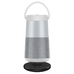 Image 5 - High quality ABS plastic Black Desktop Charging Stand Cradle Charger Dock For Bose SoundLink Revolve/Revolve+
