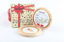 Baby Zodiac deciduous save baby birthday gift box personalized creative gifts lanugo Favorites