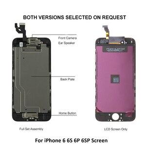 Image 4 - 2020 Volledige Set Lcd scherm Voor Iphone 6 6S Plus Lcd scherm Completo Vergadering Vervanging Voor Apple Iphone 6P 6SP Touch Digitizer