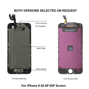 Image 3 - AAA qualité LCD pour iPhone 6 6S Plus écran LCD assemblage complet pour 6P 6SP affichage écran tactile remplacement affichage pas de Pixels morts