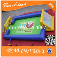 Cheap giant football field inflatable soccer arena for sale